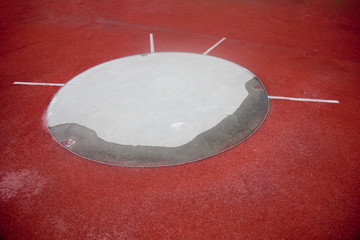 throwing field