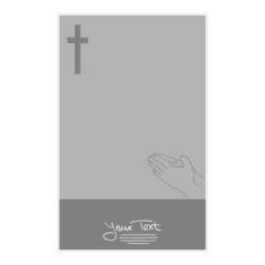 trauerkarte v2 VII