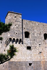 Festung aus dem Mittelalter (Nordostturm)