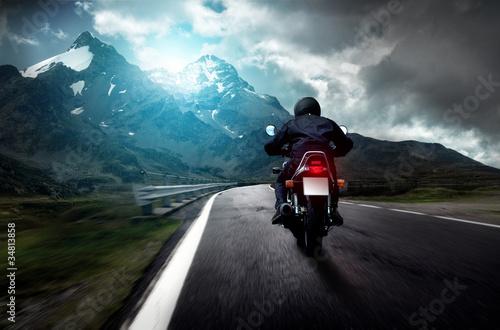Papier Peint Motorrad