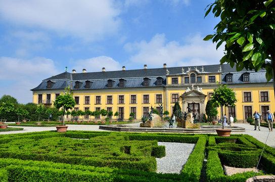 Schloss Herrenhausen, Hannover