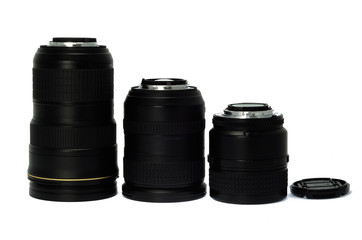 photographic lenses