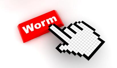 Cursor worm
