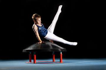 Photo sur Plexiglas Gymnastique Turnen_02