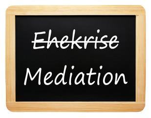 Ehekrise und Mediation