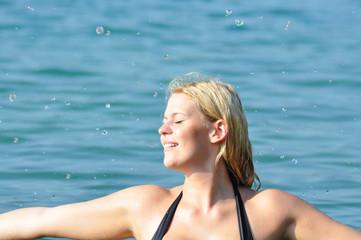 Im Wasser (Rebbecca)