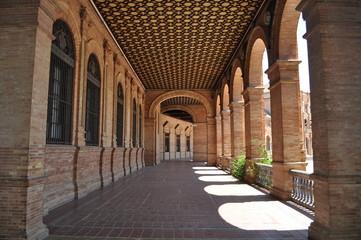 Colonnato di Spagna