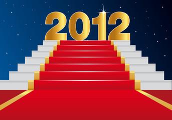 Voeux_2012_Escalier