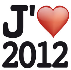 J'Aime 2012