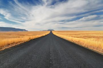 route au golden gate hignlands