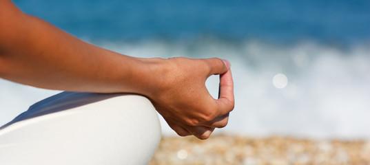 Ręka jogi - 34935009
