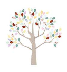 コラージュツリー