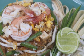 Pad Thai , thai's noodles