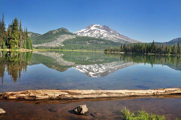 Sparks lake at bend Oregon