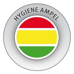 Hygiene Ampel - zertifiziert