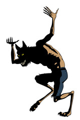 Werewolf Dance