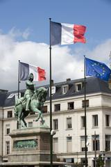 Jeanne d'Arc, Orléans, France