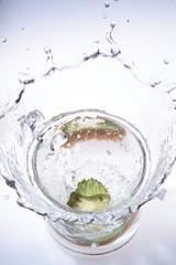 Tornado in a glass