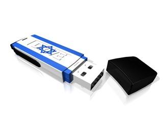 PENNA USB ISRAELE