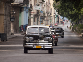 Photo sur Aluminium Voitures de Cuba auto cuba