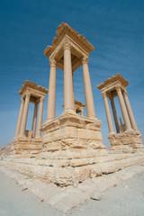 Ruinas de Palmira, Siria