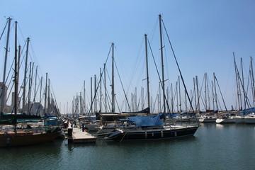Tel-Aviv Marina, Israel