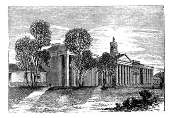 Washington and Lee University, Lexington, Virginia, United State