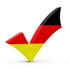 Der deutsche Haken
