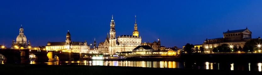 Dresden night