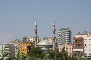 mosquée turque - antalya