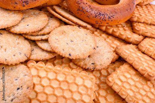 Печенье хрустящееы с фото
