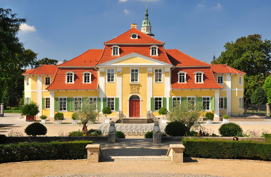 Friederikenschlösschen Bad Langensalza