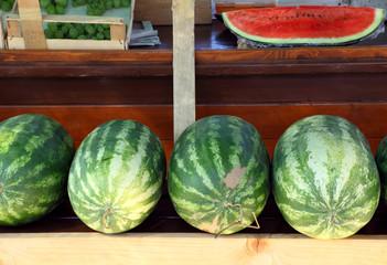 Watermelon  at farmers market