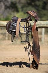 Riding tack