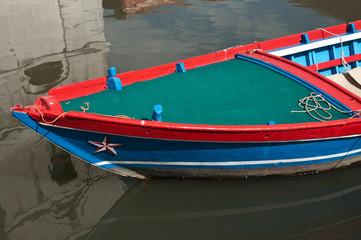 barche di chioggia VE 73