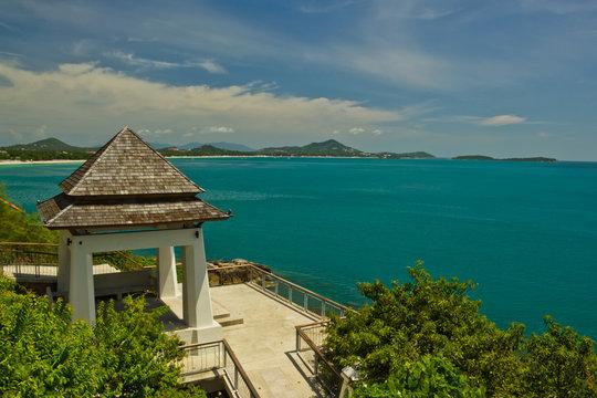 Viewpoint at samui beach