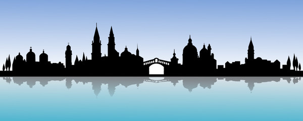 Skyline Venedig