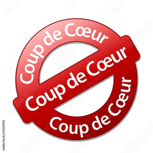 Tampon web coup de coeur affaires bons plans s lection rouge fichier vectoriel libre de - Telecharger coup de coeur ...