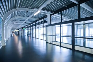 departure corridor