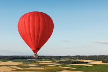 Montgolfière à Saumur
