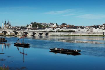 La Loire à Blois 41000