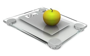 здоровый образ жизни-нормальный вес