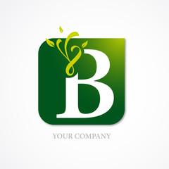 logo b, business logo