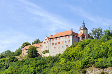 Dornburger Schloesser - Dornburger palace 03