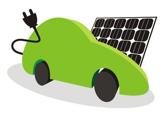 elektroauto eco solar
