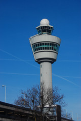 Tower at Schiphol International Airport