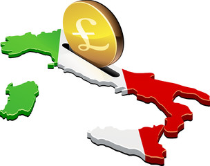 Invest Pounds in Italy