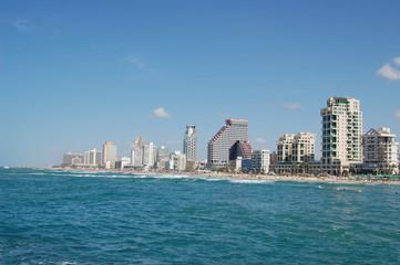Tel-Aviv view