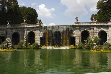 La Reggia di Caserta, o Palazzo Reale di Caserta