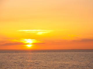 Sunset View Rising